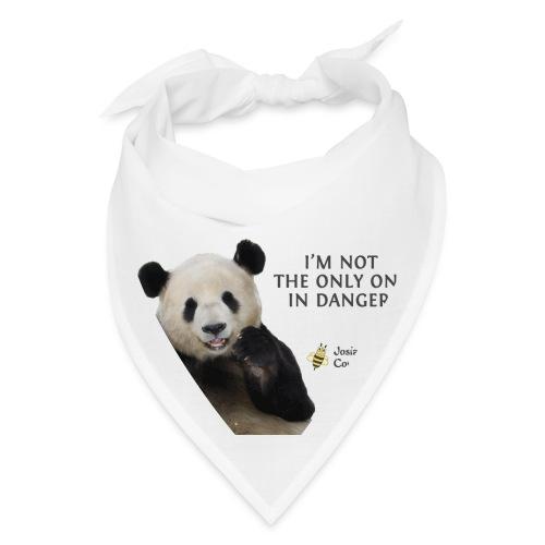 Endangered Pandas - Josiah's Covenant - Bandana