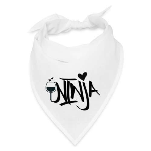 Wine Ninja - Bandana