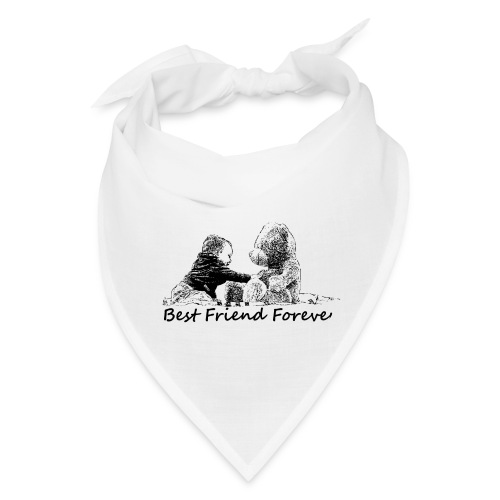 Best Friend Forever (boy) - Bandana