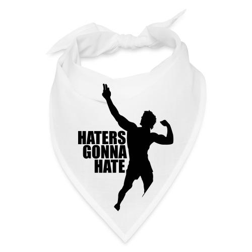 Zyzz Silhouette Haters Gonna Hate - Bandana