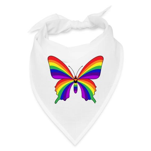Rainbow Butterfly - Bandana