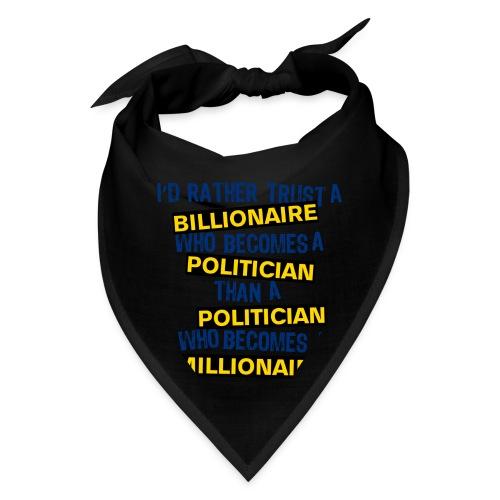 POLITICIAN - Bandana