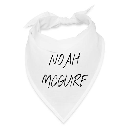 Noah McGuire Merch - Bandana