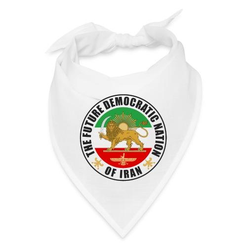 Iran Emblem Old Flag With Lion - Bandana