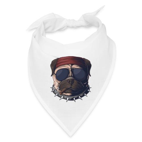 Dog head smoke - Bandana