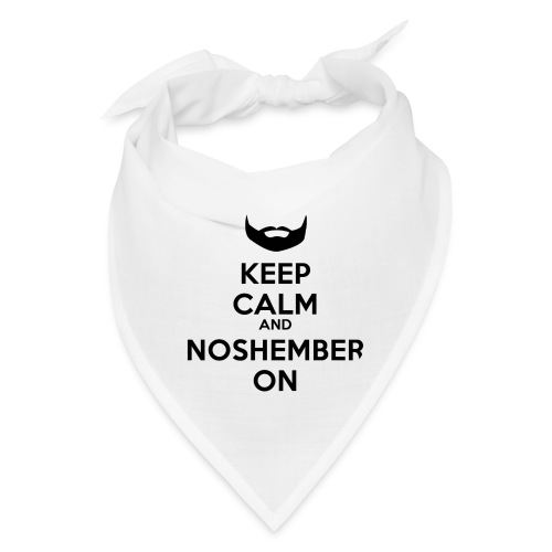 Noshember.com iPhone Case - Bandana