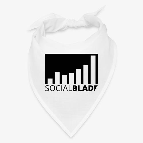 SB Blackout Logo - Bandana