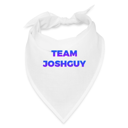 Team JoshGuy - Bandana