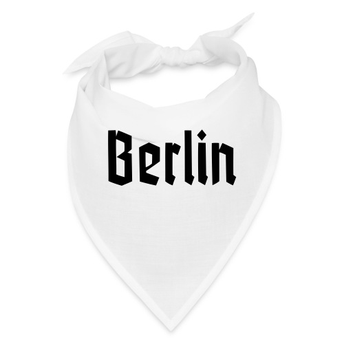 BERLIN Fraktur Font - Bandana