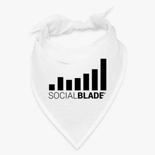 Socialblade (Dark) - Bandana