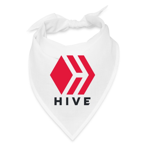 Hive Text - Bandana
