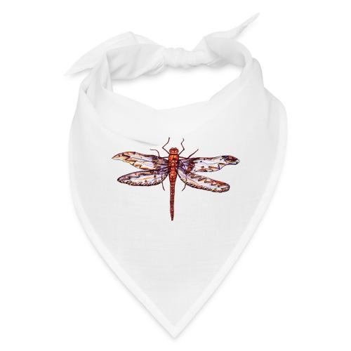 Dragonfly red - Bandana