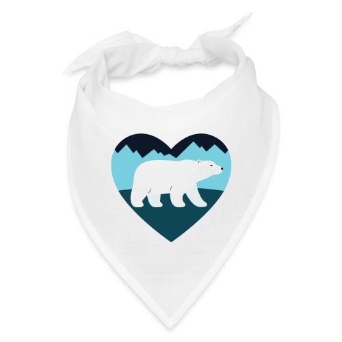 Polar Bear Love - Bandana