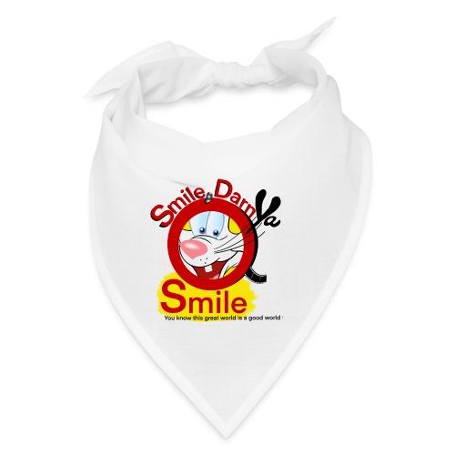 Smile Darn Ya Smile - Bandana