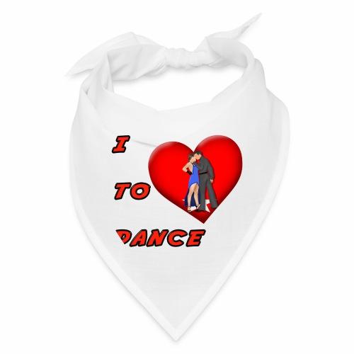 I Heart Dance - Bandana