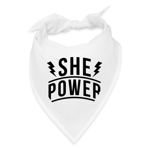 She Power - Bandana