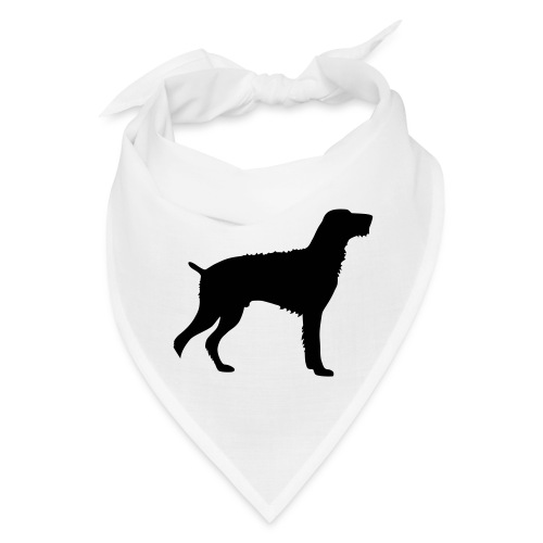 German Wirehaired Pointer - Bandana
