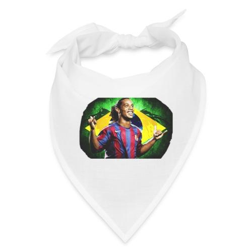 Ronaldinho Brazil/Barca print - Bandana