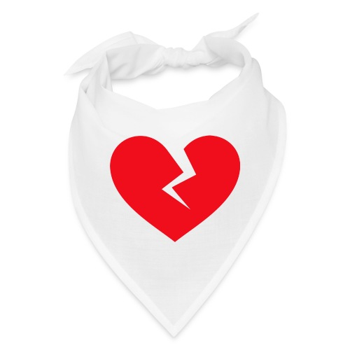 Broken Heart - Bandana