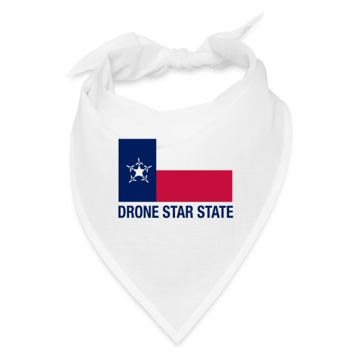 Drone Star State - Long Sleeve - Bandana