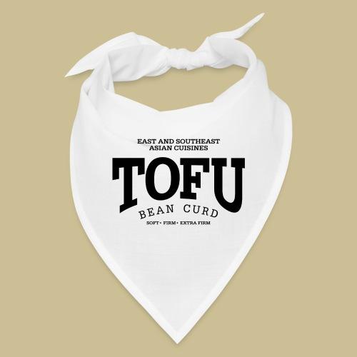 Tofu (black) - Bandana