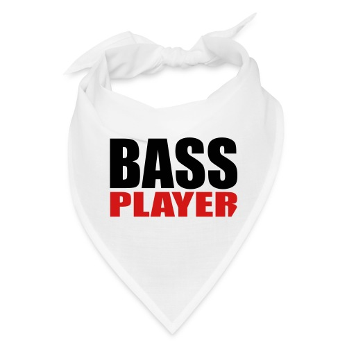 Bass Player - Bandana