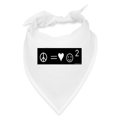 Peace Equals - Bandana