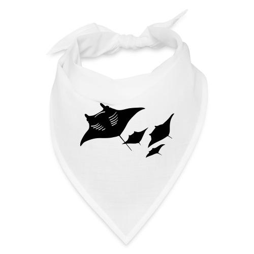 manta ray sting scuba diving diver dive - Bandana