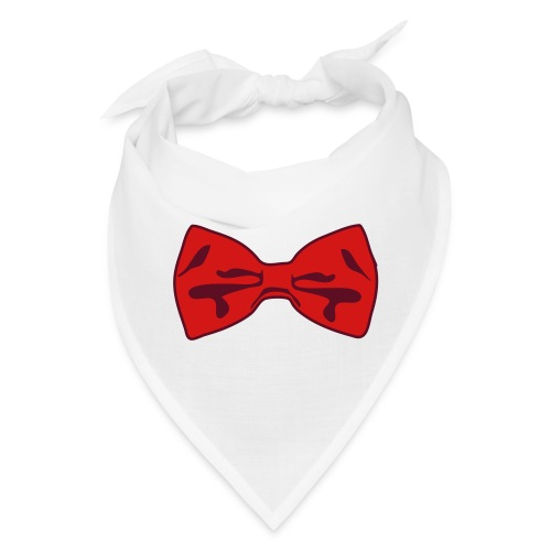 2 Color Bow Tie - Bandana