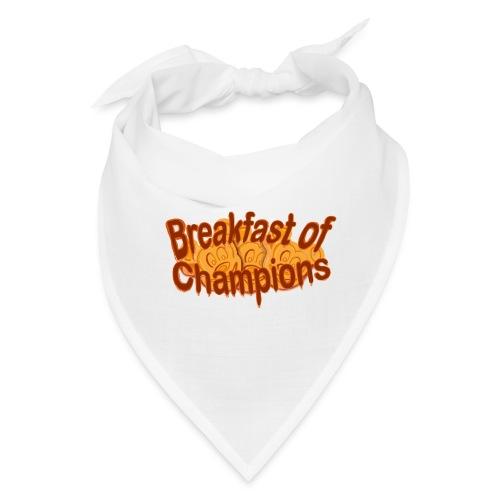 Breakfast of Champions - Bandana