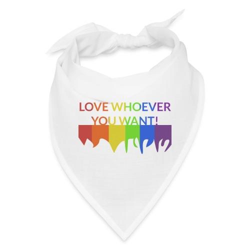 loveWhoever - Bandana