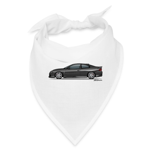Holden Monaro HSV GTO (V2) Black - Bandana