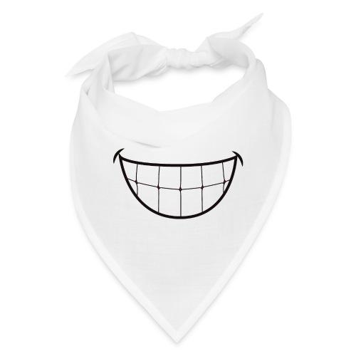 SMILE FACE MASK - Bandana
