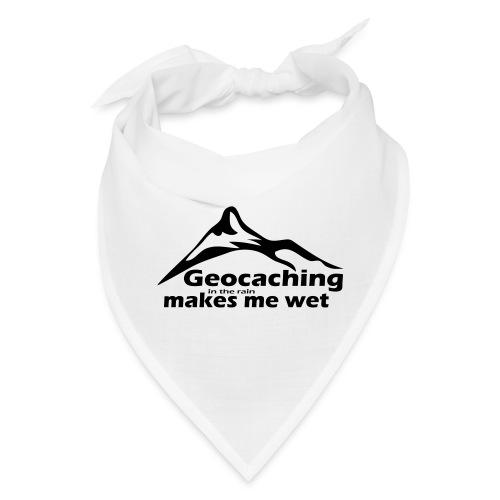 Wet Geocaching - Bandana