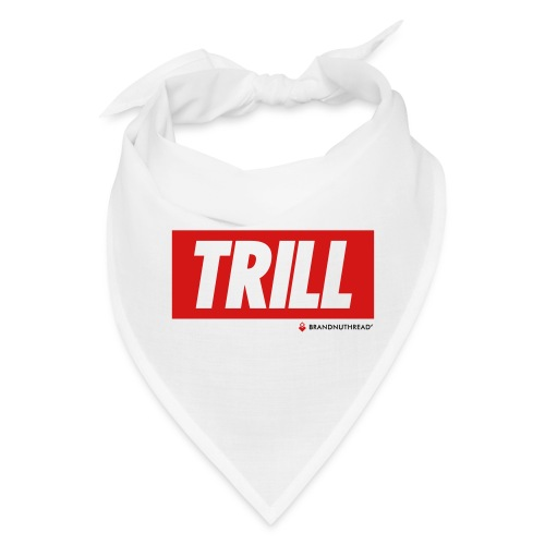 trill red iphone - Bandana