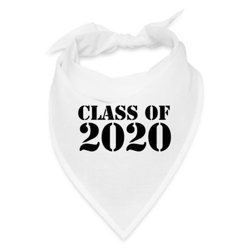 Class of 2020 - Bandana