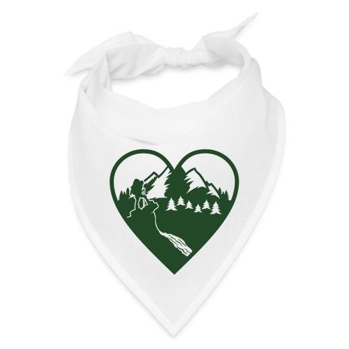 Hiking Love - Bandana