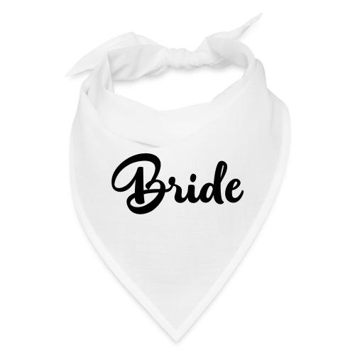 bride - Bandana