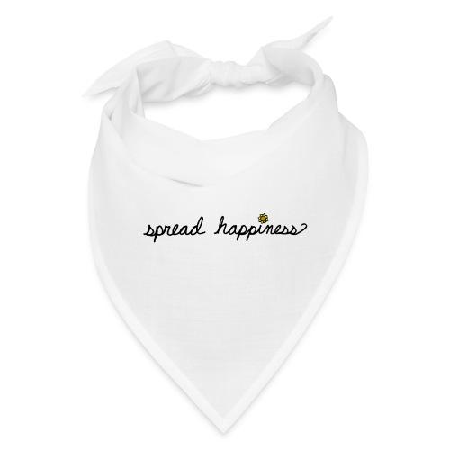 Spread Happiness Women's T-shirt - Bandana