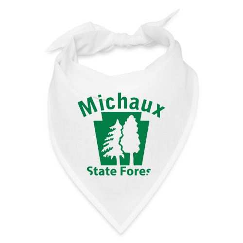 Michaux State Forest Keystone (w/trees) - Bandana