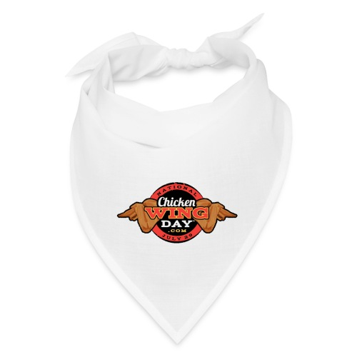Chicken Wing Day - Bandana