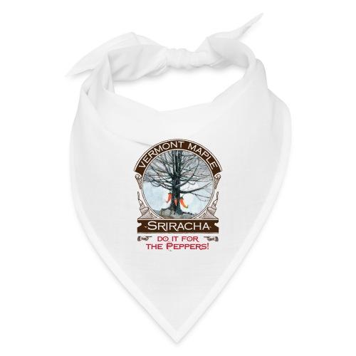 Vermont Maple Sriracha - Bandana