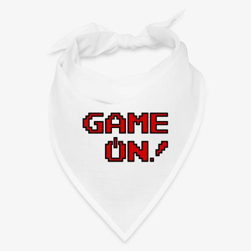 Game On.png - Bandana