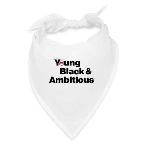 YBA white and gray shirt - Bandana
