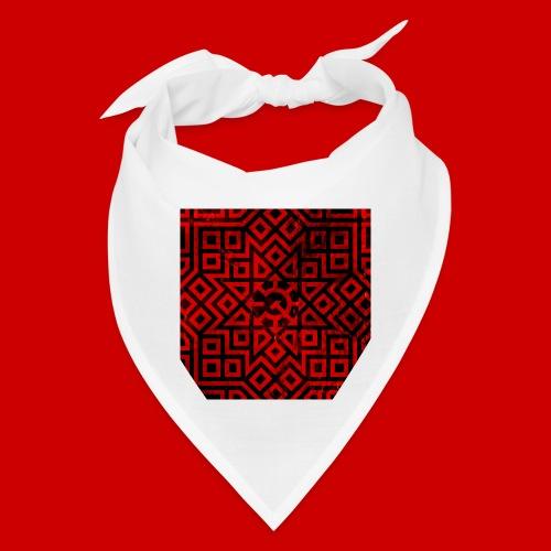 Detailed Chaos Communism Button - Bandana