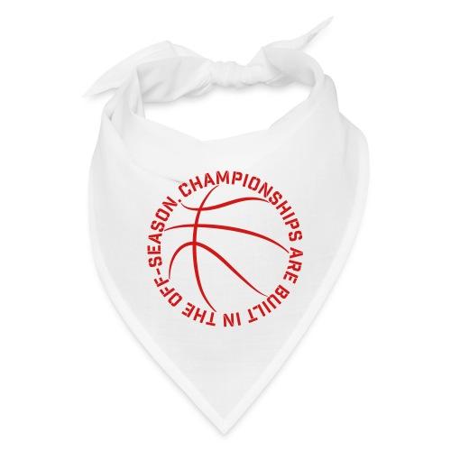 Championships Basketball - Bandana