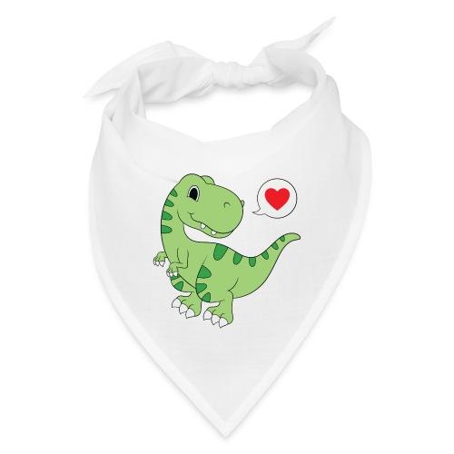 Dinosaur Love - Bandana