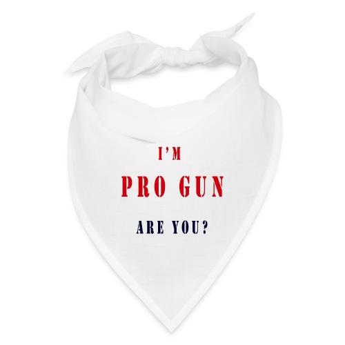 pro gun - Bandana