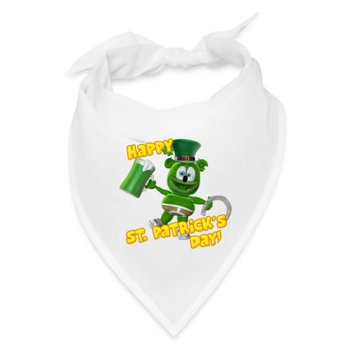 Gummibär (The Gummy Bear) Saint Patrick's Day - Bandana