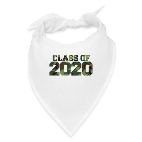 Class of 2020 Camo grad logo - Bandana